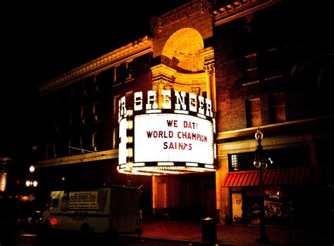 marquee theater seating capacity grand re openings for new orleans theatres the civic and
