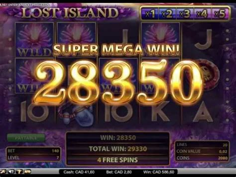 Win Big Money Online - lost island 2cent slot bonus big win real money online jpg 640 215 480 slots pinterest