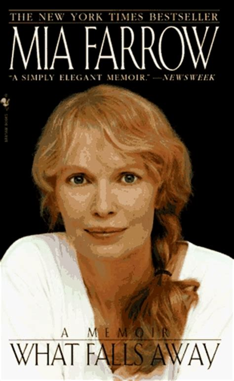 mia farrow bio wiki family facts trivia celebrity what falls away a memoir by mia farrow reviews discussion bookclubs lists