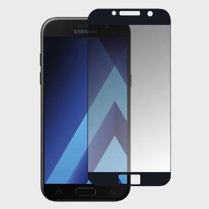 Tempered Glass Samsung Galaxy A3 2017 New Anti Gores Kaca olixar samsung galaxy a3 2017 cover glass screen protector black
