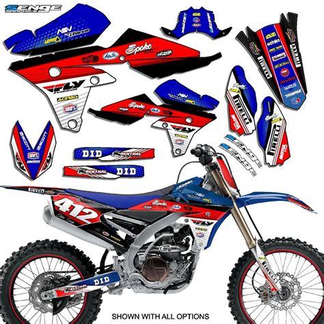 Yamaha 450 Sticker Kit by 2007 2008 2009 2010 2011 Wr 450f Graphics Kit Yamaha