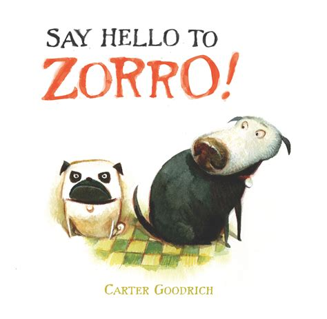 hello how are you books say hello to zorro book by goodrich official