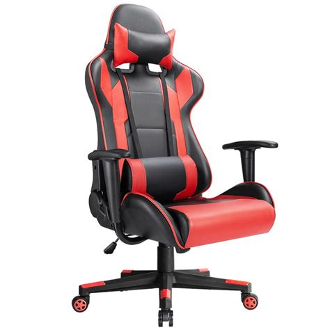 Massaging Computer Chair by Top 10 Best Gaming Chairs Reviews In 2018