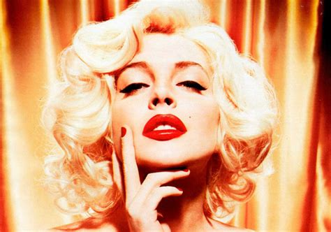 Lindsay Lohan As Marilyn Five Outtakes by 10 Marilyn Copycats