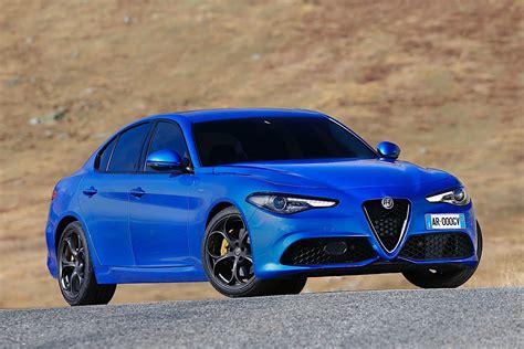 Alfa Romeo Veloce by Alfa Romeo Giulia Veloce Specs 2016 2017 Autoevolution