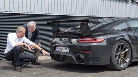 first porsche car porsche 911 gt2 rs prototype 2017 first ride by car magazine