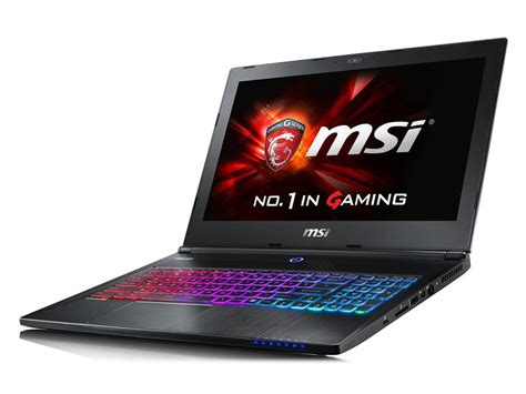 msi best gaming laptop msi unveils gaming notebooks with intel skylake