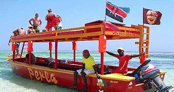 glass bottom boat mombasa gedi ruins malindi marine park 1 day tour malindi
