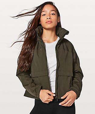 Jaket Zipper Baju Hangat Hoodie My Trip My Adventure s running jackets outerwear lululemon athletica