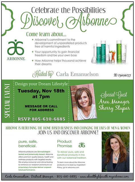 Carla S Arbonne Blog Pure Safe Beneficial Cosmetics Skin Care Body Products Wellness Free Arbonne Flyer Templates