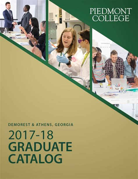 Https Www Usfca Edu Catalog Graduate School Of Management Mba Concentrations by Piedmont College Smartcatalog Www Academiccatalog