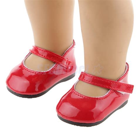 Handmade Doll Shoes - handmade shoes for 18inch american doll clothes
