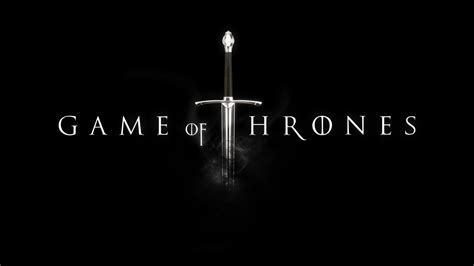 wallpaper game of thrones logo game of thrones logo wallpaper 1920x1080 27716