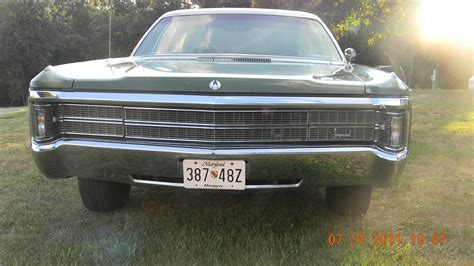 1969 Chrysler Imperial For Sale by Andy1215 1969 Chrysler Imperial Specs Photos