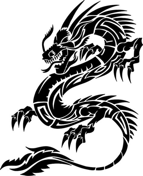 dragon tattoo tribal meaning dragon tattoo meaning tattoos with meaning