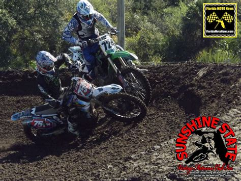 florida motocross racing florida moto news sunshine state vintage motocross club