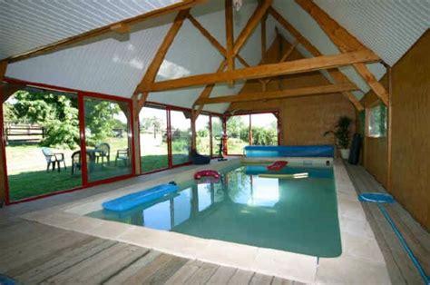 Sauna D Int Rieur by Location Maison Piscine Interieur Conceptions De La