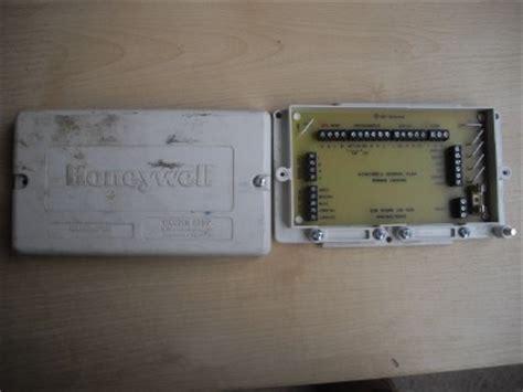honeywell sundial plan wiring centre rt057655 d498 ebay