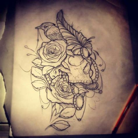 roses tattoo girly google search tattoos pinterest
