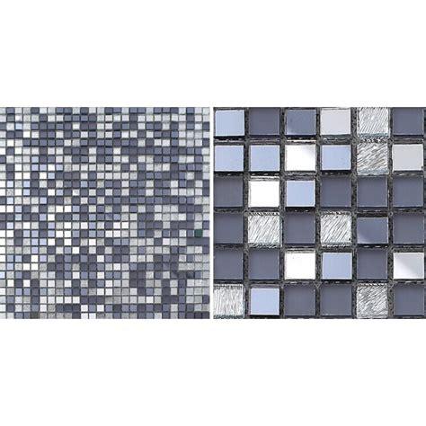mirrored mosaic tile backsplash glass mosaic tiles mirrored backsplash tile