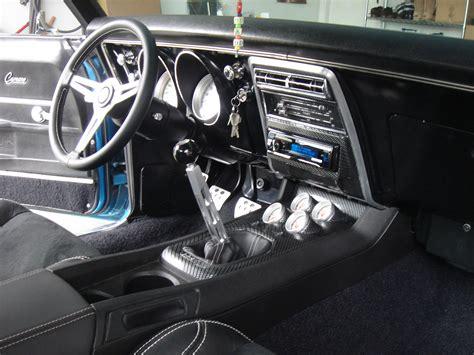 a few interior pics of my 68 camaro with single din radio - Public Boat Rs Vero Beach Fl