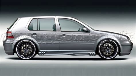 volkswagen golf custom custom vw golf mk4 www pixshark com images galleries
