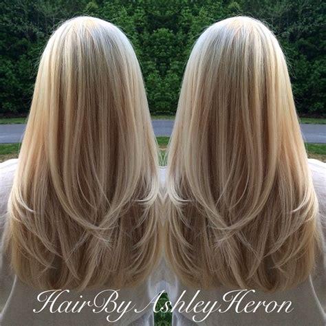long layered hair ideas  pinterest