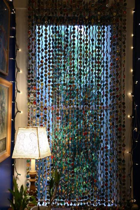 Diy Beaded Door Curtains 143 Best Bead Curtains Images On Beaded Curtains Blinds And Wind Chimes