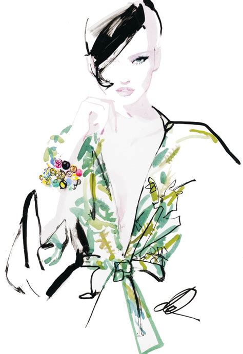 fashion illustration lessons free 39 best images about david downton illustration on