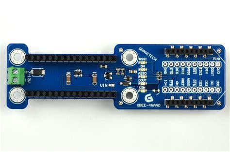 Arduino Xbee xbee add on for arduino nano