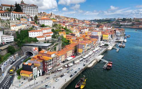 Fluss In Portugal by Fluss Douro Porto Portugal Hintergrundbilder Fluss Douro