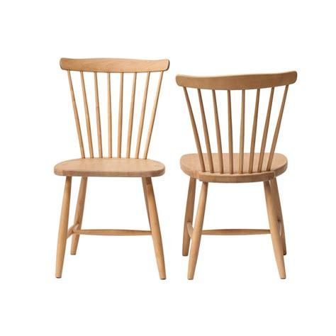 chaise bois scandinave chaise scandinave vintage 233 es 50 quot sweden quot