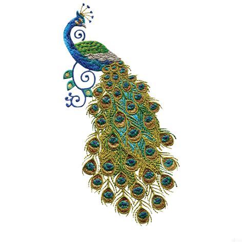 peacock applique swnpa128 peacock embroidery design embrodiery peacock