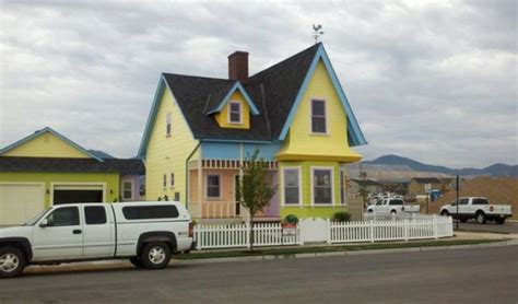 real life up house up house made in real life randommization