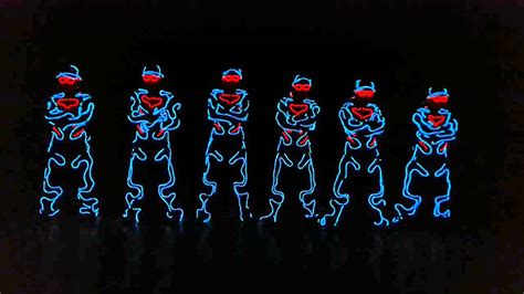 Tron Light Dance by El Light Tron Dance Studio Hd Version By Ruffneckz Ft