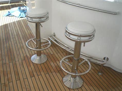 Boat Chair Bar Stools by Sea Furniture Sea Marine Hardware Yacht Bar Stools