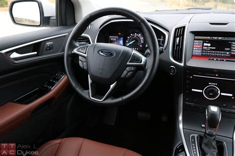 2015 Ford Edge Sport Interior by Ford Edge Interior 2015 Www Imgkid The Image Kid
