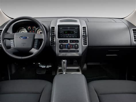 2009 ford edge cockpit interior photo automotive