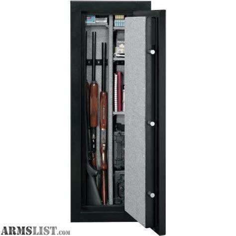 sentinel 18 gun cabinet armslist for sale sentinel 18 gun fireproof safe