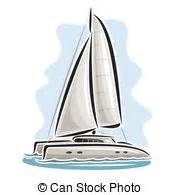 catamaran vector catamaran clipart vector graphics 95 catamaran eps clip