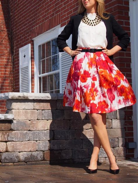Zina Convertible Clutch by Floral Skirt Office Is A Hoot With Like