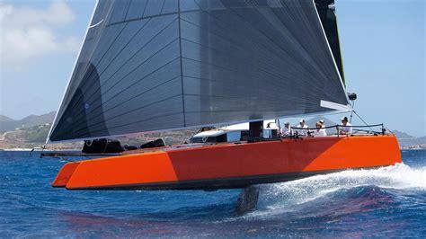 sailing catamaran ocean crossing kite foil g4 ocean crossing ocean racing anarchy