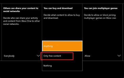 xbox one profile coming to how to customize your xbox one s privacy settings