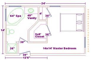 master bed and bath floor plans foundation dezin decor bathroom plans views