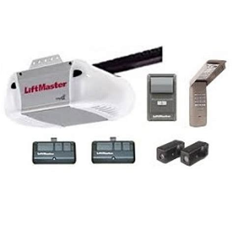 Access Master Garage Door Opener Manual 1 3 Hp Liftmaster 8365 267 1 2 Hp Ac Chain Drive Garage Door Opener
