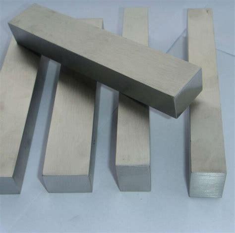 Plat Aluminium 6 X 150 X 500 10x20mm length 500mm customized customized aluminium square rectangular flat bar plate