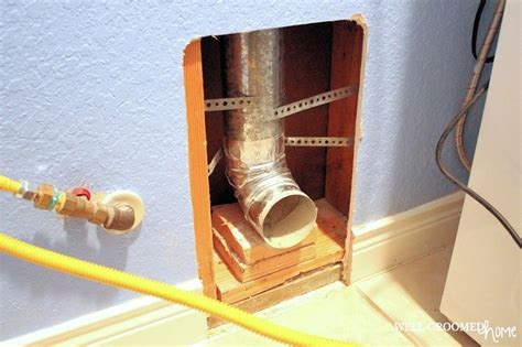 Dryer Vents Into Garage by How To Install A Dryerbox To Safely Vent Your Dryer And