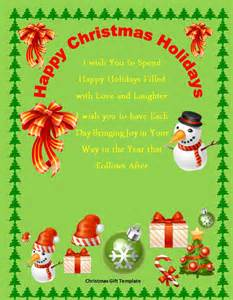Click on the download button to get this christmas gift template