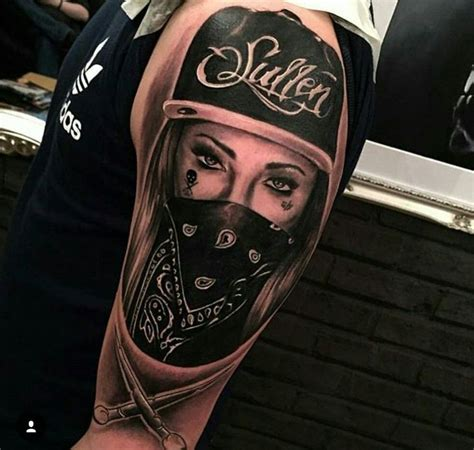 gangster girl tattoo designs 909 best images about tattoos on california