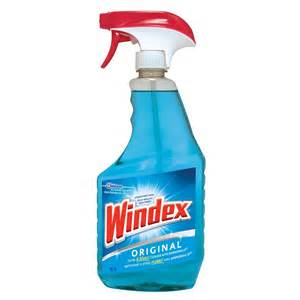 windex original 765ml glass cleaner with ammonia d lowe s canada